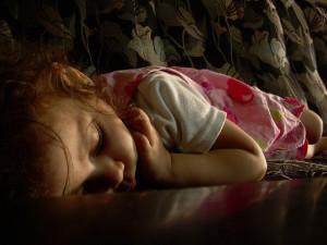 gyermekkori alvászavar